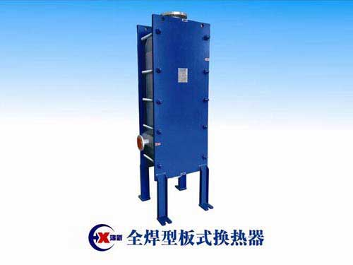 E-All-welded-plate-heat-exchanger